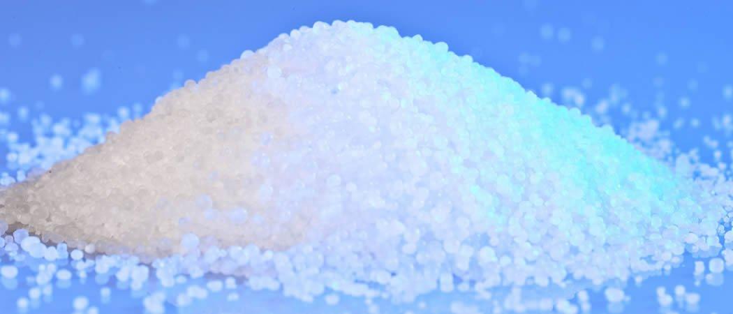 Ionenwisselaar - zout waterverzachter