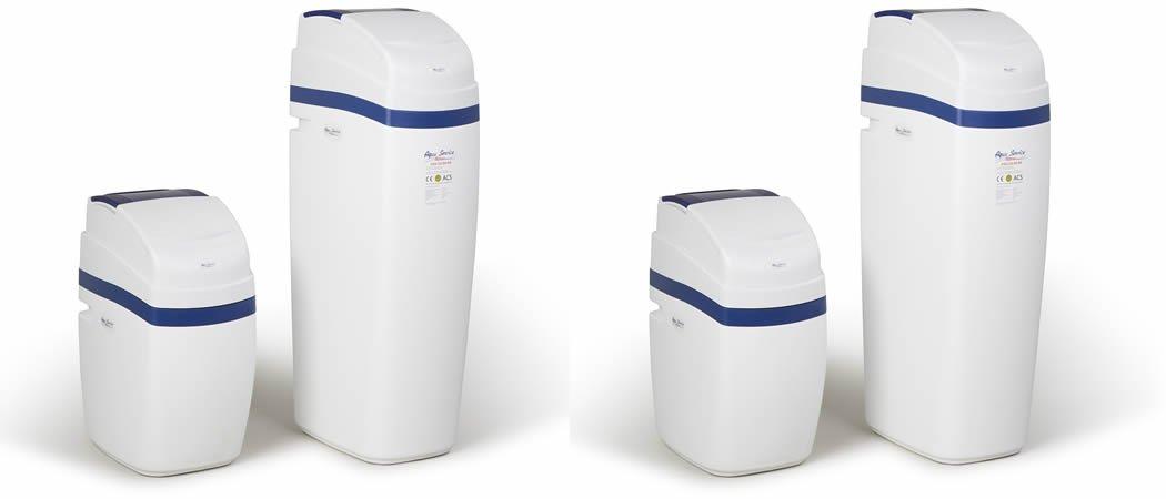 Ionenwisselaar - waterontkalker