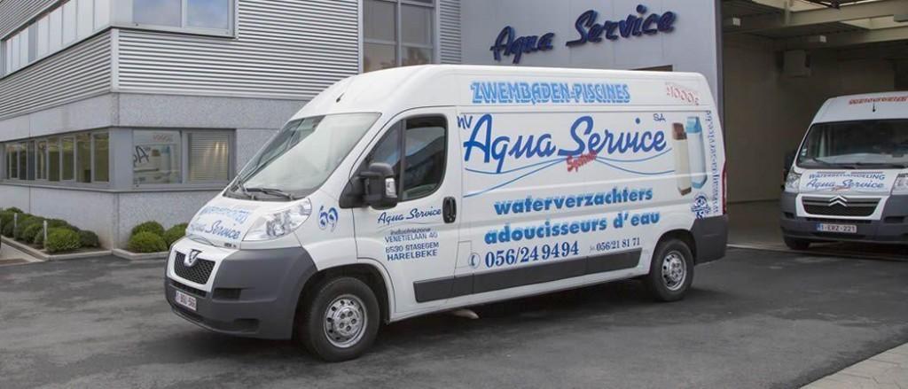 Waterverzachter - Aqua Service